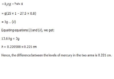 Ncert Solutions Cbse Class 11-science Physics Chapter - Mechanical Properties Of Fluids