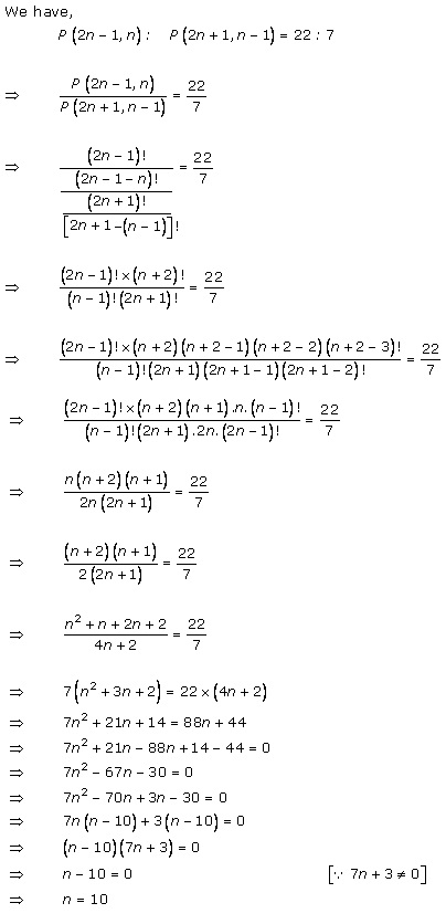 Rd-sharma Solutions Cbse Class 11-science Mathematics Chapter - Permutations