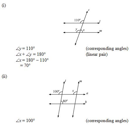 Ncert Solutions Cbse Class 7 Mathematics Chapter - Lines And Angles