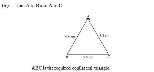 Ncert Solutions Cbse Class 7 Mathematics Chapter - Practical Geometry