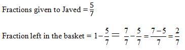 Ncert Solutions Cbse Class 6 Mathematics Chapter - Fractions