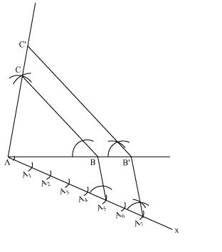 Ncert Solutions Cbse Class 10 Mathematics Chapter - Constructions