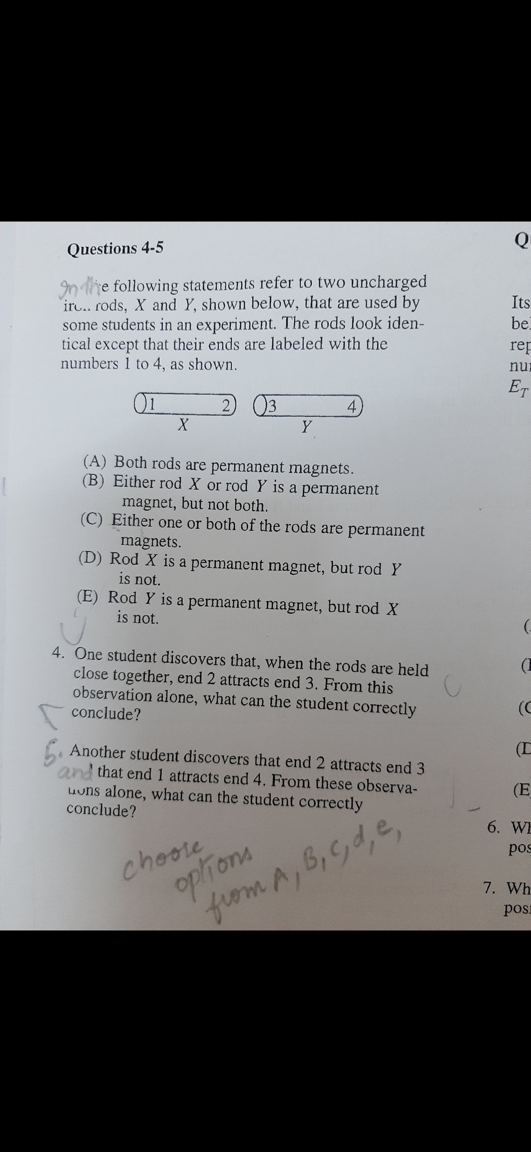 Magnetism Physics Notes