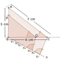 Rd-sharma Solutions Cbse Class 10 Mathematics Chapter - Constructions