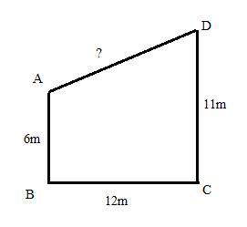 Selina Solutions Icse Class 9 Mathematics Chapter - Pythagoras Theorem Proof And Simple Applications With Converse