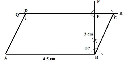 Selina Solutions Icse Class 9 Mathematics Chapter - Construction Of Polygons Using Ruler And Compass Only
