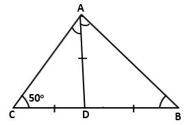 Frank Solutions Icse Class 9 Mathematics Chapter - Isosceles Triangle