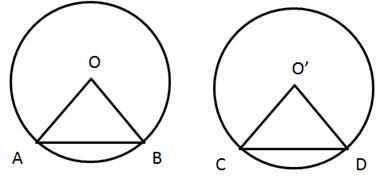 Selina Solutions Icse Class 9 Mathematics Chapter - Circle