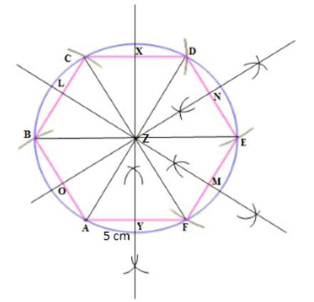 Selina Solutions Icse Class 10 Mathematics Chapter - Constructions Circles