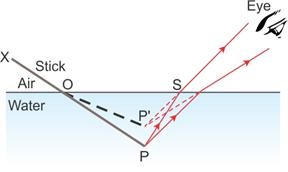 Selina Solutions Icse Class 10 Physics Chapter - Refraction Of Light At Plane Surfaces