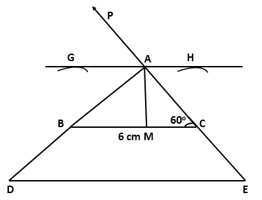 R-s-aggarwal-and-v-aggarwal Solutions Cbse Class 10 Mathematics Chapter - Constructions