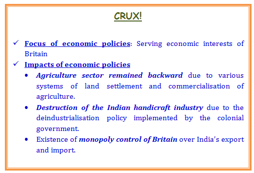 Chapter 1 Indian Economy on the Eve of Independence - Ashok