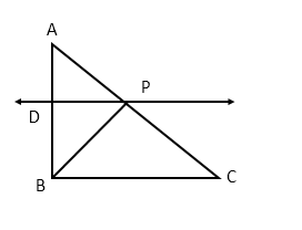 prove that the midpoint of hypotenuse of right angle triangle is