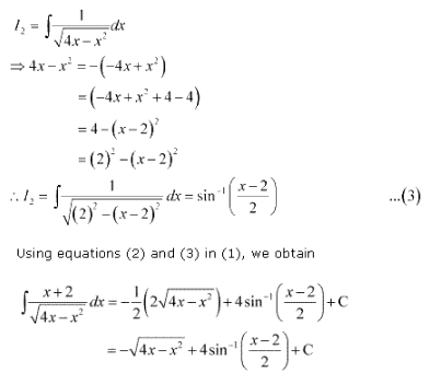 Ncert Solutions Cbse Class 12-science Mathematics Chapter - Integrals