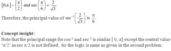 Ncert Solutions Cbse Class 12-science Mathematics Chapter - Inverse Trigonometric Functions