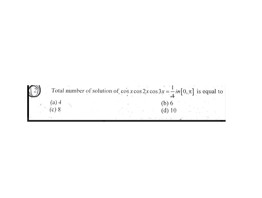 advanced trigonometric formulae Questions and Answers - TopperLearning