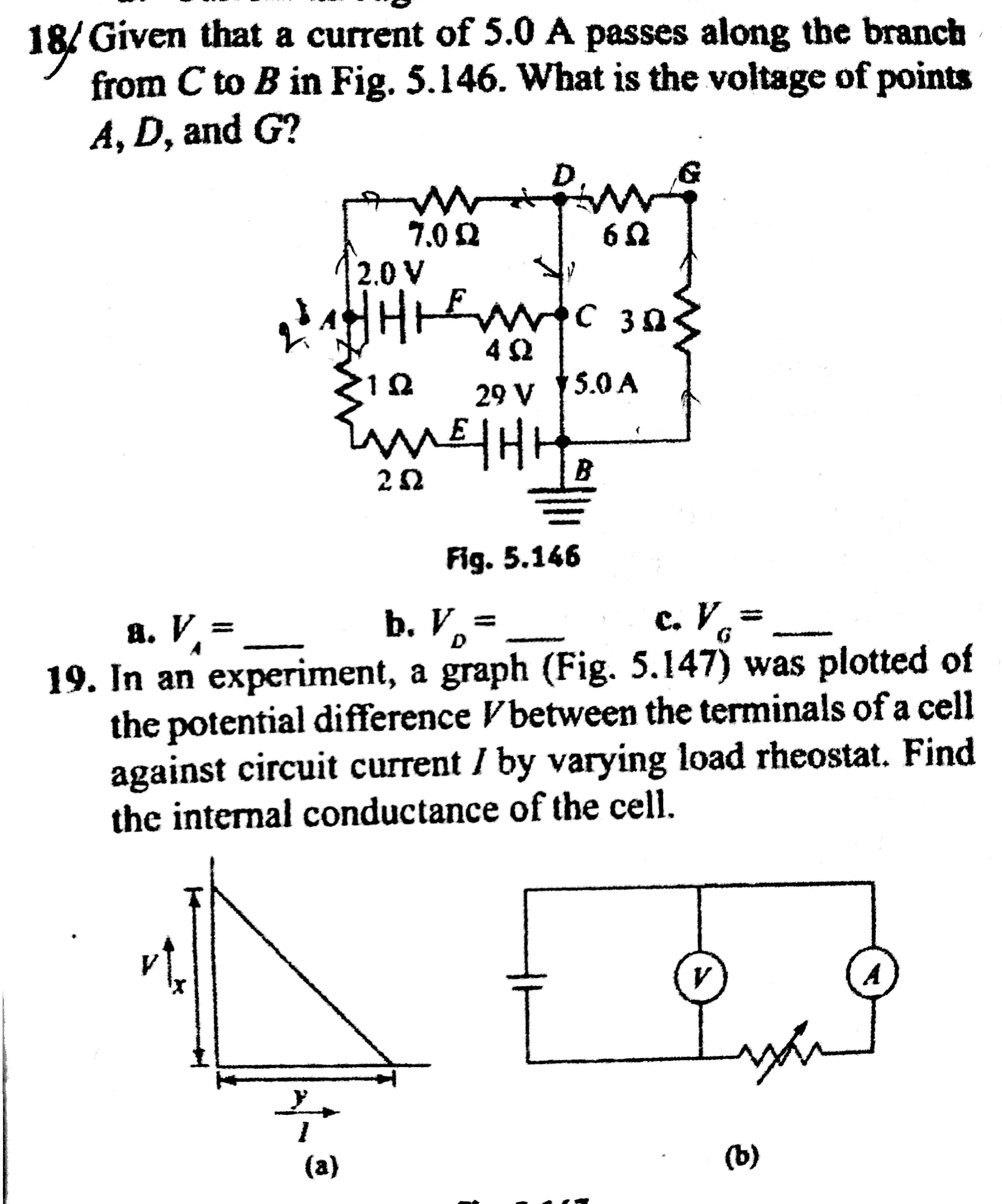 How To Make Project On Kirchhoff Law Ksuzdw55 Physics Circuit Diagram Rheostat I Need The Solutions Urgently