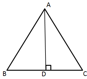 If The Length Of A Median Of An Equilateral Triangle Is X Cm Then