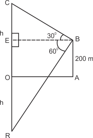 Rd-sharma Solutions Cbse Class 10 Mathematics Chapter - Heights And Distances