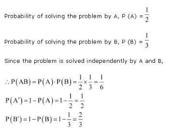 Ncert Solutions Cbse Class 12-science Mathematics Chapter - Probability