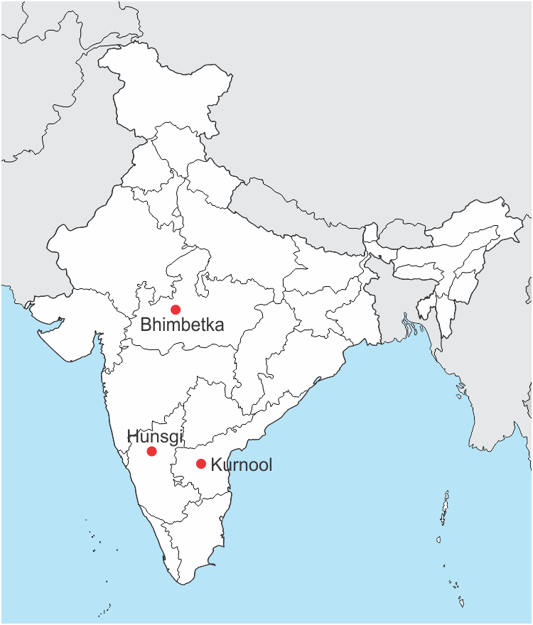 Ncert Solutions Cbse Class 6 History Chapter - On The Trail Of The Earliest People