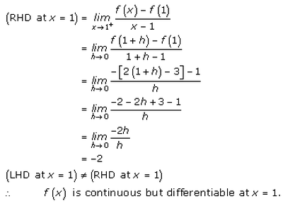 Rd-sharma Solutions Cbse Class 12-science Mathematics Chapter - Differentiability