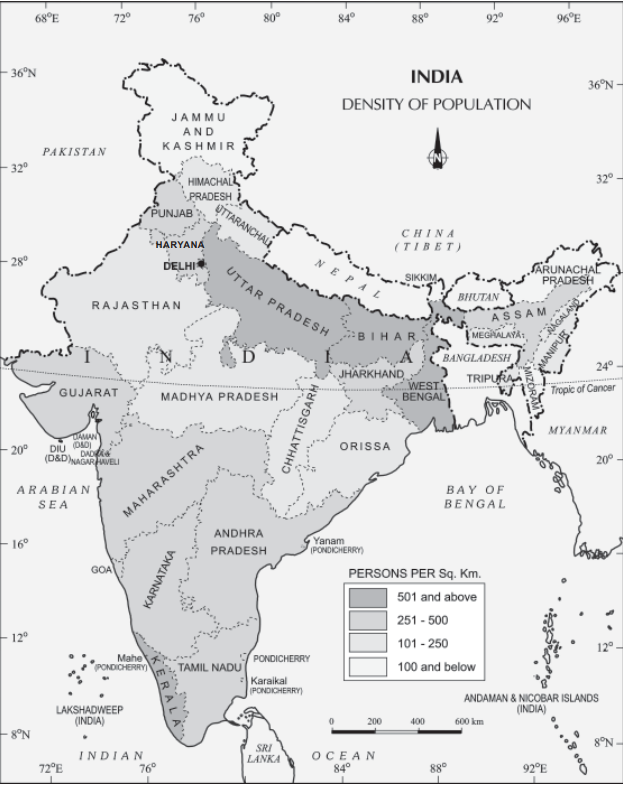 draw a outline map of india with potion 2dh1bauu -Geography ... Draw Map Of India on