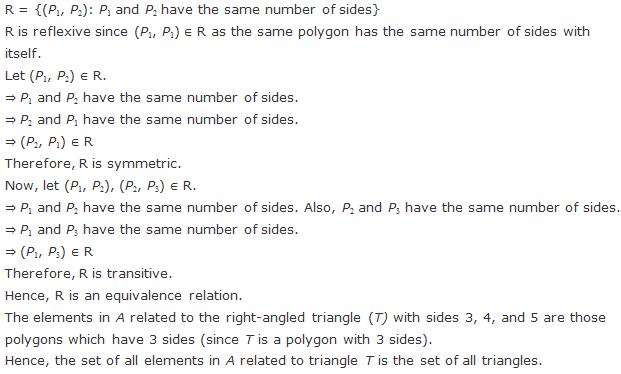 Ncert Solutions Cbse Class 12-science Mathematics Chapter - Relations And Functions