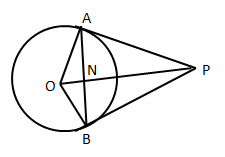 ab is a chord of length 16cm of a circle of radius 10 cm the
