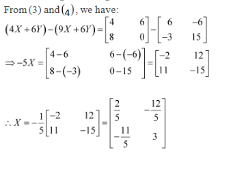 Ncert Solutions Cbse Class 12-science Mathematics Chapter - Matrices