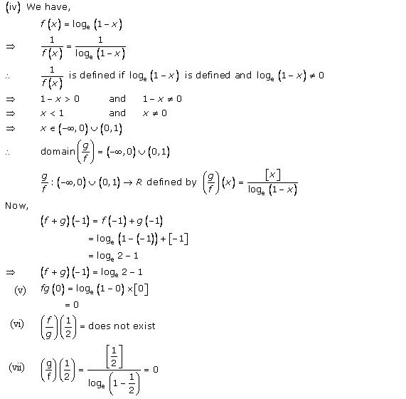 Rd-sharma Solutions Cbse Class 11-science Mathematics Chapter - Functions