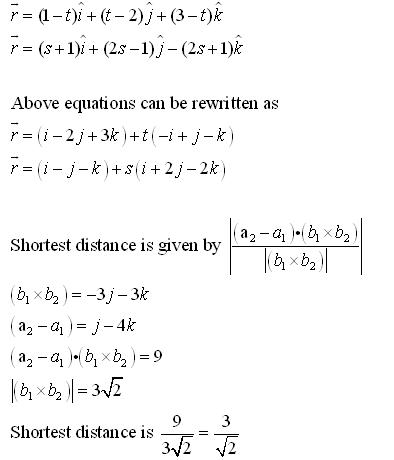 Rd-sharma Solutions Cbse Class 12-science Mathematics Chapter - Straight Line In Space