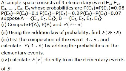 Rd-sharma Solutions Cbse Class 11-science Mathematics Chapter - Probability