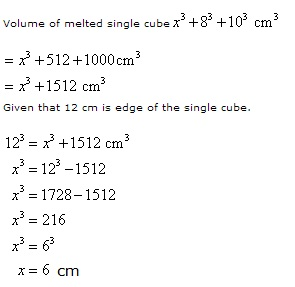 Selina Solutions Icse Class 9 Mathematics Chapter - Solids Surface Area And Volume Of 3 D Solids