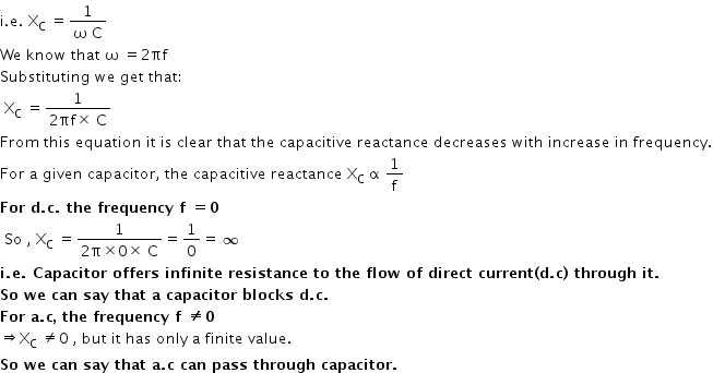 a capacitor blocks dc explain 00ym7znn -Physics